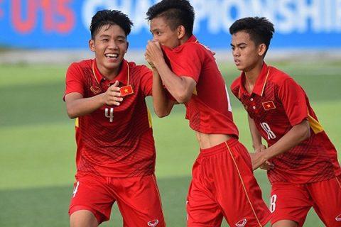Kết quả U16 Việt Nam vs U16 Mông Cổ: Siêu hủy diệt chủ nhà, nghênh chiến người Úc