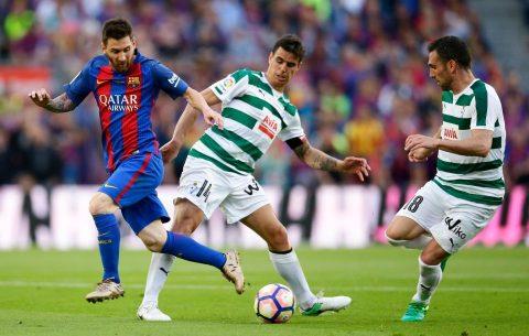 Barcelona vs Eibar, 03h00 ngày 20/9: Nối dài mạch thắng?