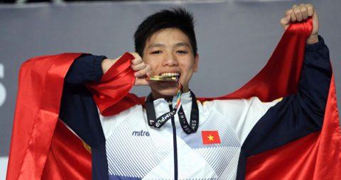 'Thần đồng bơi lội' Nguyễn Hữu Kim Sơn nhiều khả năng được đi tập huấn Mỹ