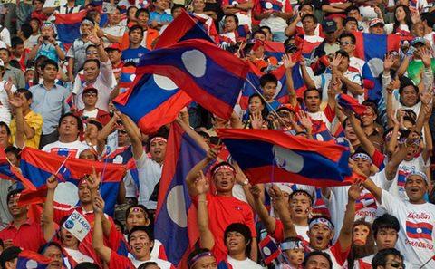 """Sốc: Lào """"hủy diệt"""" đối thủ với tỉ số 10-0 tại giải Châu Á"""