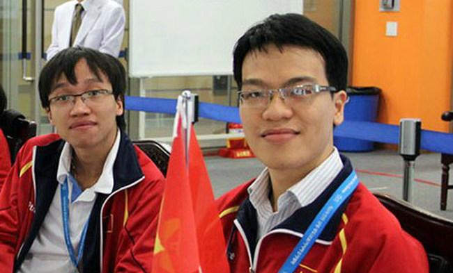 Quang Liêm – Trường Sơn bước vào chinh phục World Cup cờ vua 2017