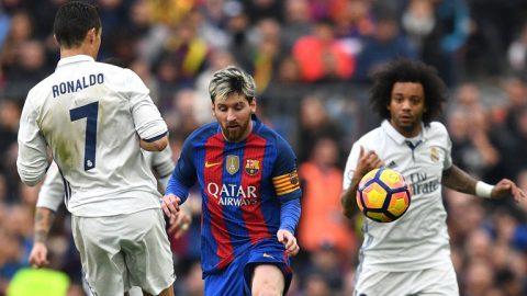Hậu vệ trái số 1 thế giới Marcelo bất ngờ chỉ ra cái tên hay nhất lịch sử bóng đá