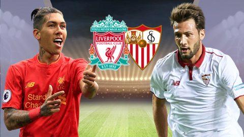 Liverpool vs Sevilla, 01h45 ngày 14/09: Tìm lại tự tôn