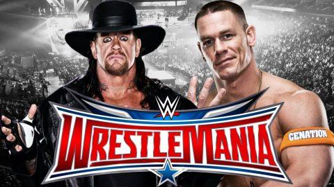 Undertaker tái xuất, tham dự trận đấu 'trong mơ' với John Cena?