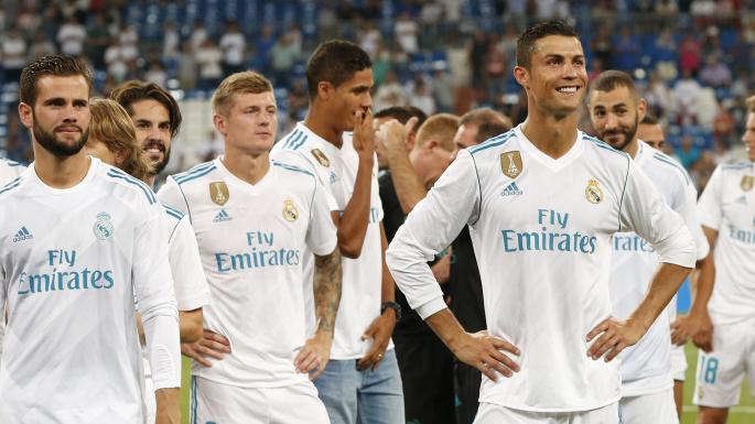 Siêu đội hình các Ông lớn dự Champions League mùa này: Real Madrid, hãy đợi đấy!