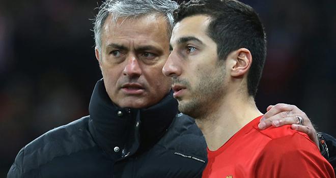 Mkhitaryan cực thăng hoa, nhưng Mourinho vẫn chưa hài lòng
