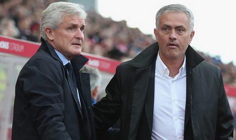 Cay cú vì mất điểm, Mourinho từ chối bắt tay đồng nghiệp, bỏ luôn họp báo
