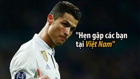 Nếu sang Việt Nam chơi bóng, Ronaldo hẳn sẽ mắt tròn mắt dẹt với những thứ lạ lùng này?