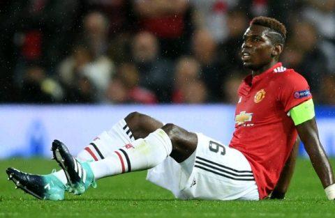 Mourinho chính thức lên tiếng xác nhận chấn thương của Pogba