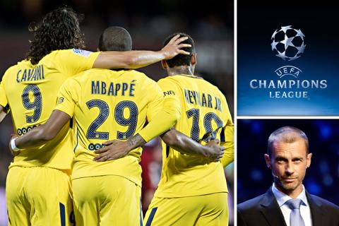 """""""Nóng mắt"""" vì bị qua mặt, Chủ tịch UEFA tuyên bố """"sẵn sàng gạch tên PSG khỏi các giải đấu cấp Châu lục"""""""