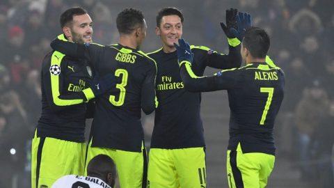 Arsenal đồng loạt chia tay bộ đôi tiền đạo vào giờ chót