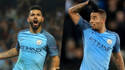 """TOP 10 chân sút dứt điểm """"sắc"""" nhất Premier League: Gabriel Jesus vượt cả Aguero"""