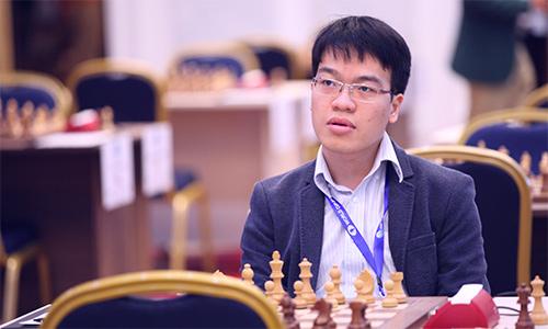 Dùng chiến thuật táo bạo, Quang Liêm xuất sắc vào vòng hai Cup Thế giới 2017