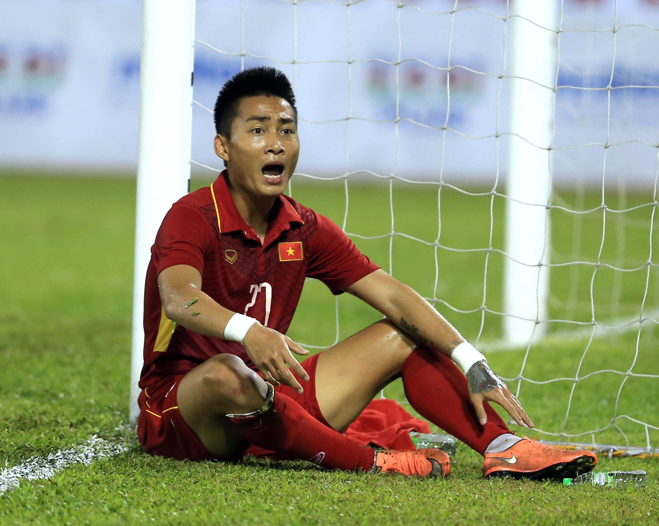 Sau tất cả, Hồ Tuấn Tài viết tâm thư cảm động xin lỗi NHM sau thất bại tại SEA Games 29