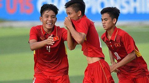 U16 Việt Nam có niềm tin và cơ sở để có thể đánh bại U16 Australia