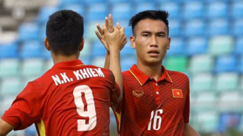 Điểm mặt 5 cái tên đầy triển vọng của U18 Việt Nam
