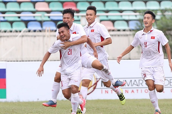 Kết quả U18 Việt Nam vs U18 Indonesia: Văn Nam tái hiện pha đánh đầu kinh điển của Công Vinh, U18 VN đại thắng