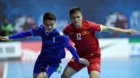 Giải vô địch Futsal Đông Nam Á 2017: Không nằm chung bảng, Việt Nam hẹn Thái Lan ở chung kết