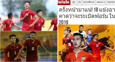 Báo Thái dự đoán 2 cầu thủ Việt Nam sẽ tỏa sáng tại SEA Games 30