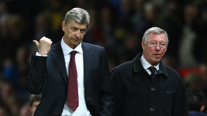 SỐC: Wenger đã có thể là HLV của MU cách đây 15 năm nếu như…