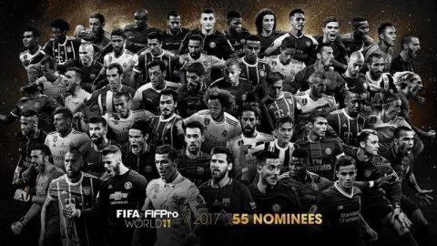 Danh sách đề cử ĐH tiêu biểu FIFA FIFPro: Real Madrid thống trị, Man Utd lấy lại vị thế