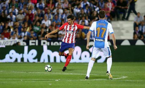 Để tí hon Leganes cầm hòa, Atletico Madrid đánh mất luôn ngôi nhì bảng vào tay đối thủ