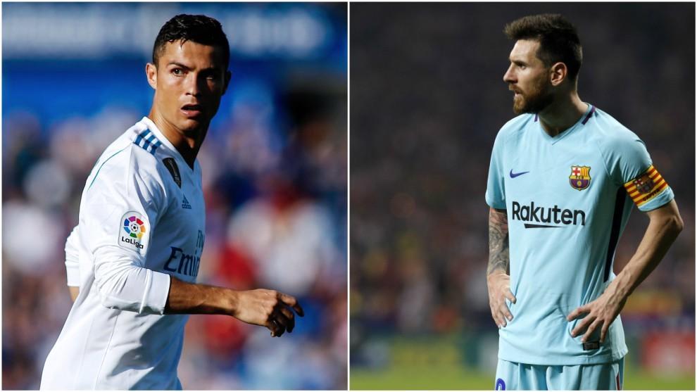 Những thống kê kỳ lạ đến khó tin của Messi và Ronaldo tại La Liga mùa này