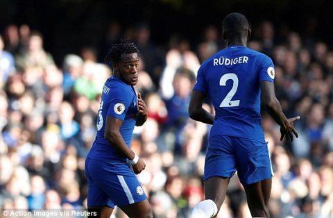 Kết quả Chelsea vs Watford: Người hùng ghế dự bị, rượt đuổi siêu kịch tính