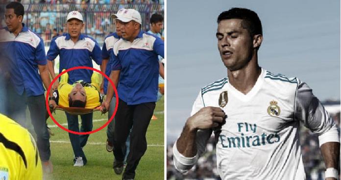 Ronaldo, Pogba gửi lời chia buồn đến thủ môn Indonesia vừa qua đời khiến cả ĐNÁ xúc động