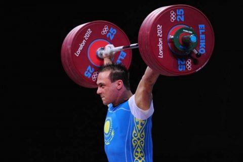 Cử tạ Nga và Trung Quốc bị cấm thi đấu 1 năm vì bê bối doping