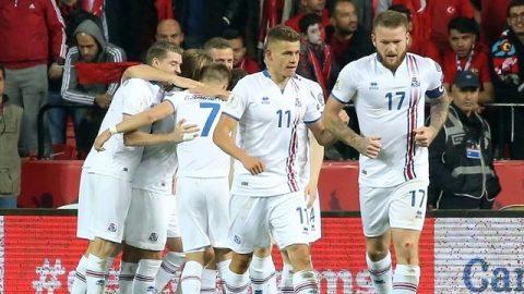 """Vòng loại World Cup 2018: """"Xứ sở băng giá"""" Iceland sắp viết nên câu chuyện cổ tích lần 2"""