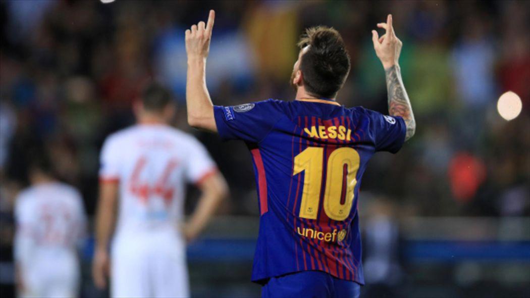 Thuyền trưởng Barca tin tưởng Messi cán mốc 200 bàn thắng ở Châu Âu ngay trong mùa này