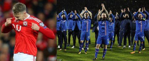Khép lại bảng D, G, I vòng loại World Cup 2018: Xứ Wales bị loại; Serbia có vé, Iceland viết chuyện cổ tích lịch sử