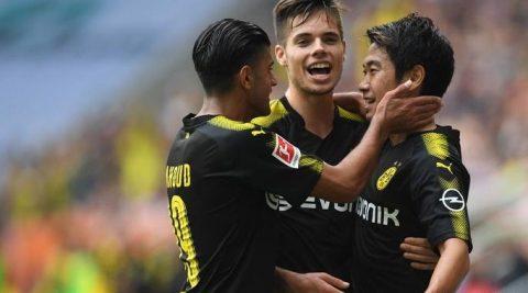 Lập siêu phẩm lốp bóng, cựu sao MU đi vào lịch sử Bundesliga