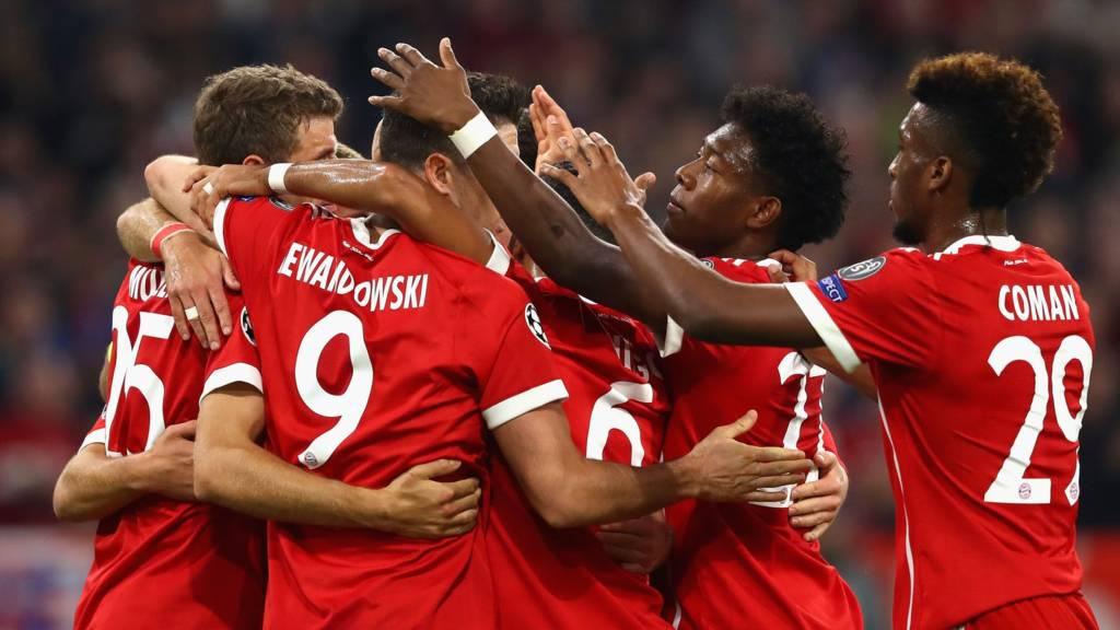 Bắn phá liên hồi, Bayern dễ dàng giành 3 điểm trước Celtic tại thánh địa Allianz Arena