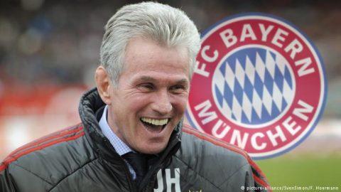 Giúp Bayern Munich đả bại Celtic, HLV Jupp Heynckes lập nên kì tích tại Champions League