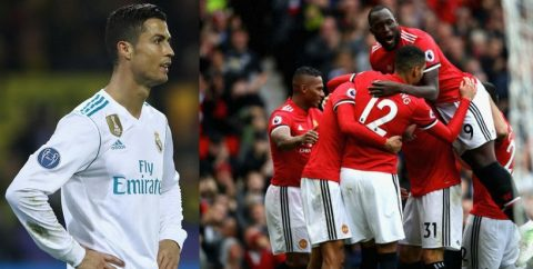 Đội hình gây ấn tượng mạnh nhất châu Âu từ đầu mùa: Ronaldo mất tích, M.U đóng góp 2 ngôi sao