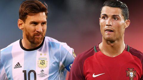 """""""Ro béo"""" chọn Messi, thẳng tay loại CR7 khỏi đội hình vĩ đại nhất lịch sử"""