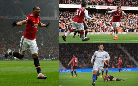 Tổng kết vòng 10 Premier League: Niềm tin trở lại