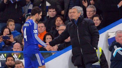 """Cuối cùng Fabregas đã thừa nhận: """"Mourinho là kẻ thù của tôi"""""""