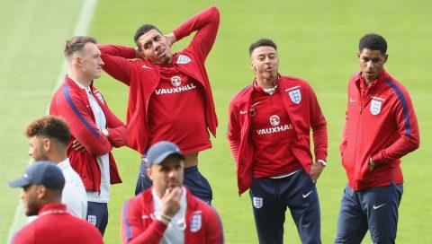 Tái phát chấn thương, sao Man Utd xin rút lui khỏi ĐT Anh