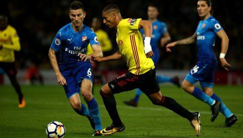 """Cầu thủ """"đóng kịch"""" kiếm phạt đền trước Arsenal đối mặt án phạt nặng từ FA"""
