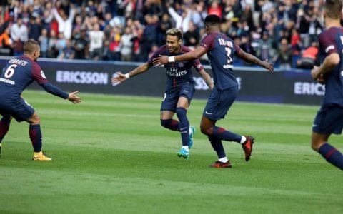 Bộ tứ D-C-M-N bùng nổ dữ dội, PSG hủy diệt Bordeaux bằng tỉ số tennis