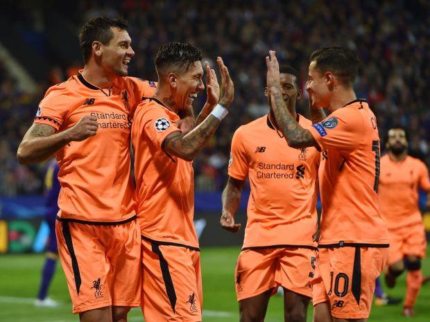 Vùi dập Maribor, Liverpool làm nên 2 kỉ lục Champions League