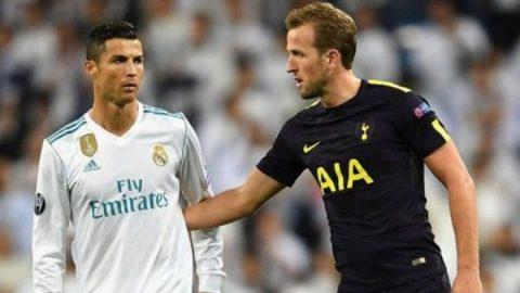 """""""Chân gỗ"""" Ronaldo 1 bàn/10 trận: Tự vỗ về trên MXH, một mình gánh Real què quặt đấu Tottenham"""