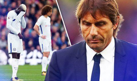 Chelsea thi đấu phập phù, Antonio Conte lọt top HLV đứng trên bờ vực sa thải tại Premier League