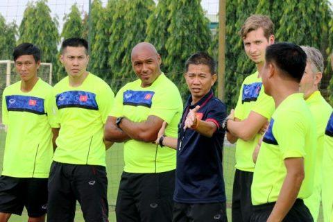 """""""Đại quân sư"""" của U19 Việt Nam từng là HLV thủ môn ở Arsenal là ai?"""