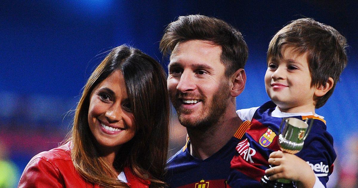 Vợ chồng Messi xác nhận sắp đón đứa con thứ 3