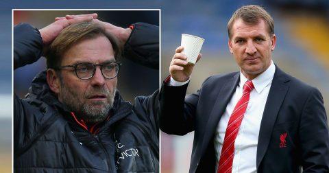 Sau 2 năm, những gì Klopp làm được ở Liverpool còn thua cả Brendan Rodgers
