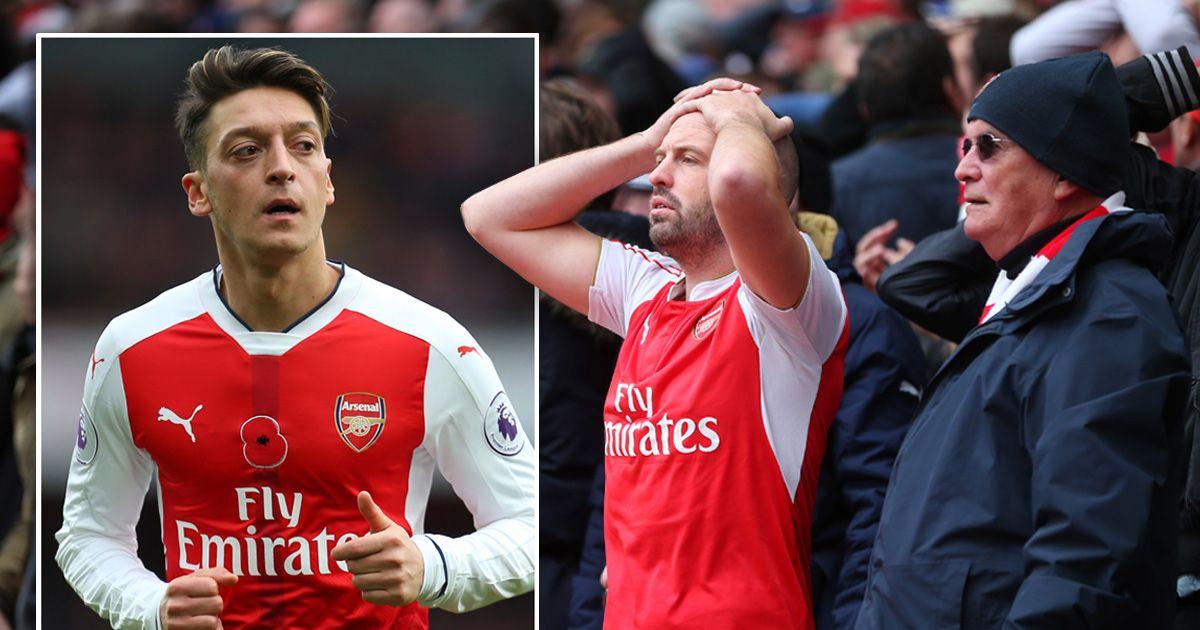Ozil tiết lộ điểm đến trong tương lai sau khi chia tay Arsenal khiến FAN pháo thủ tức điên